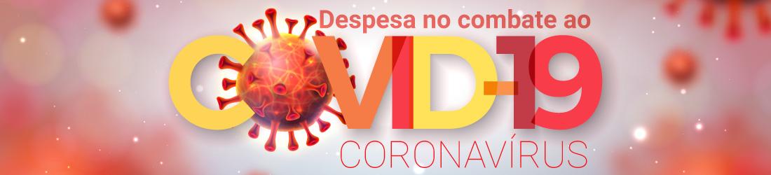 Despesa no combate ao Coronavírus
